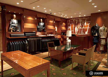 BARNEYS NEW YORK 神戸店・内観2